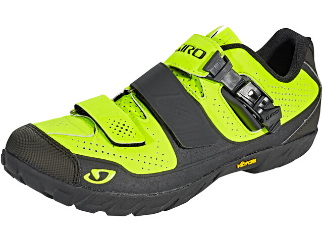 Giro Terraduro Shoes Men lime/black